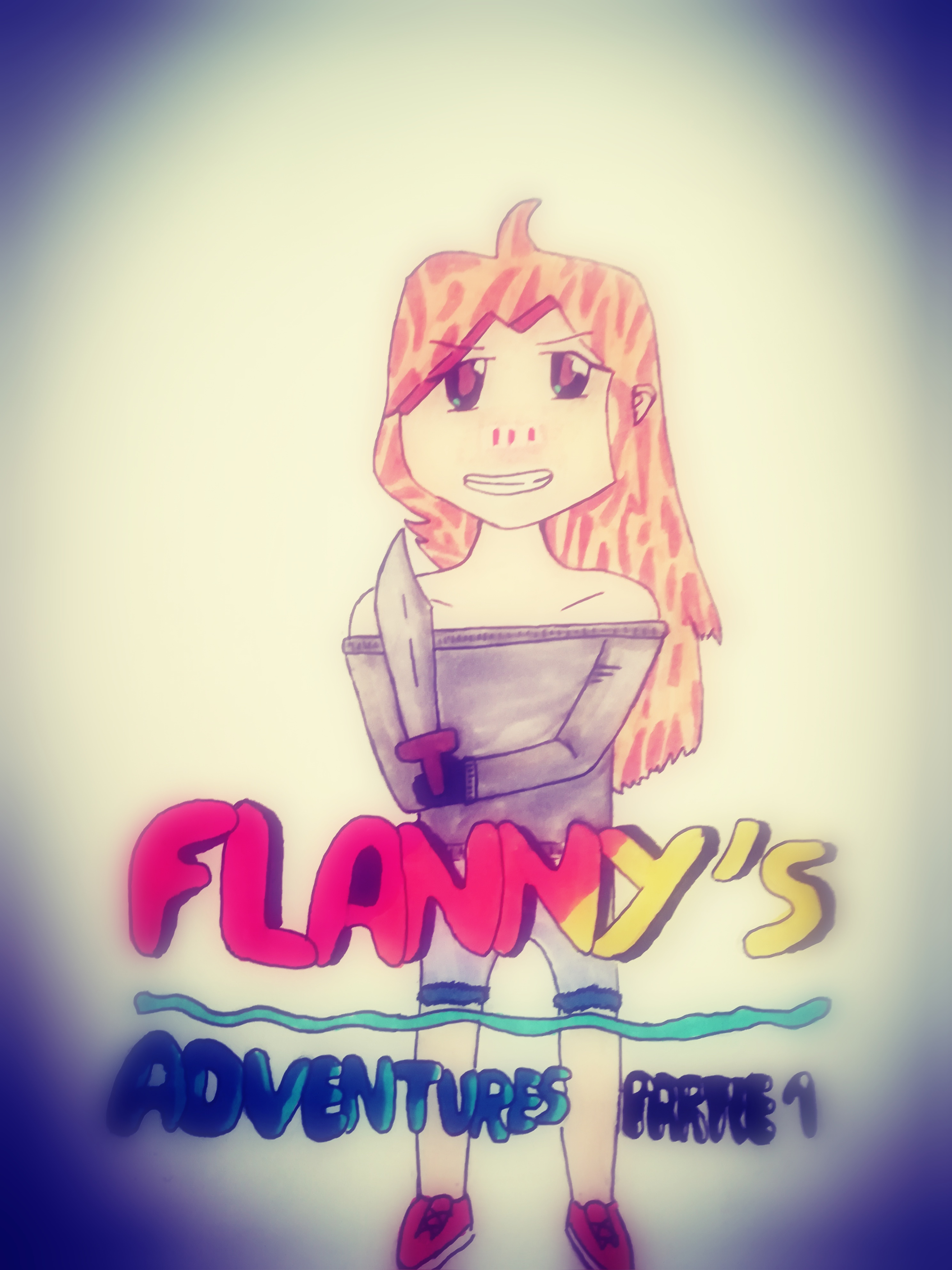 Flanny's adventures