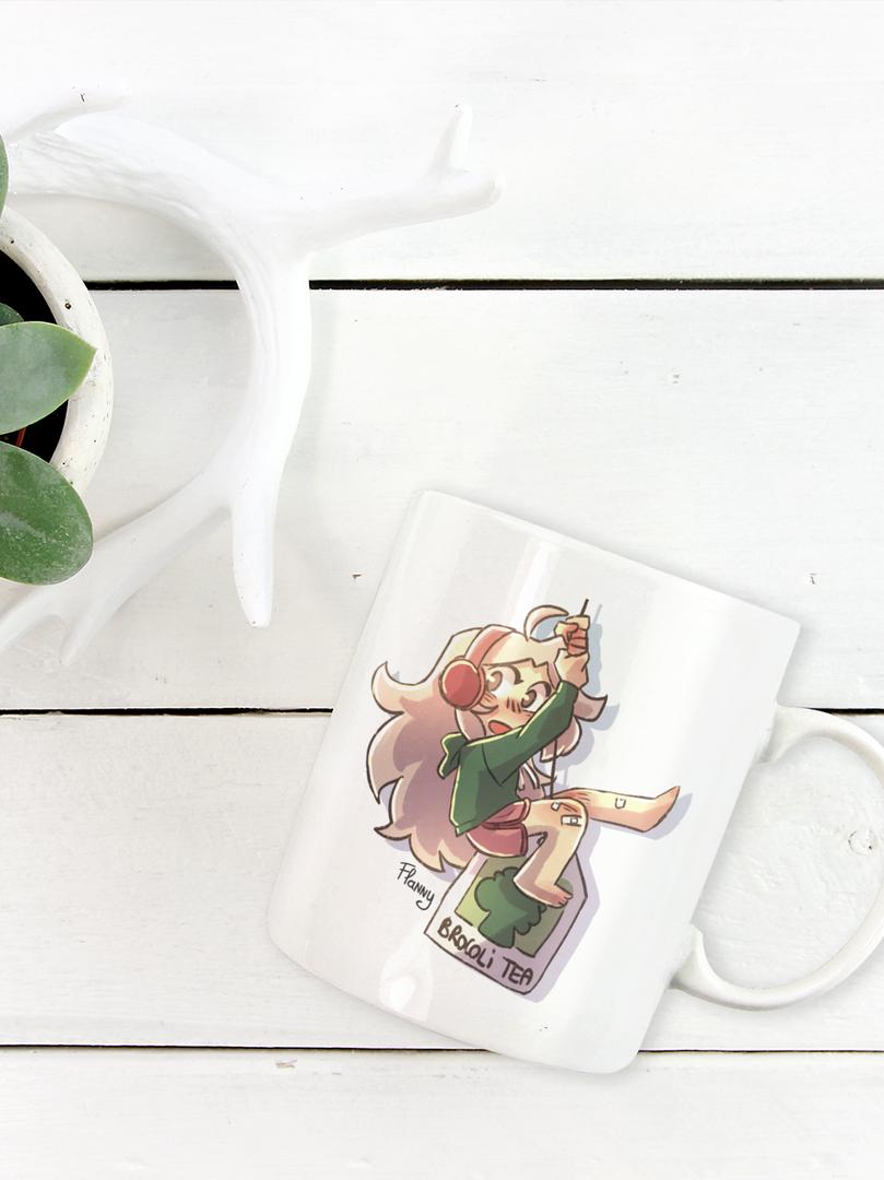 Mug Flanny thé