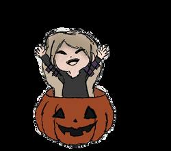 Flann halloween
