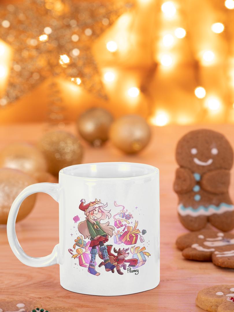 Mug flanny fetes cadeaux