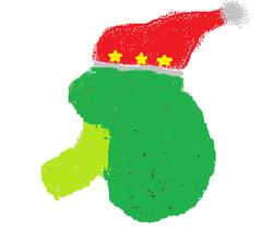 Brocoli de Noël