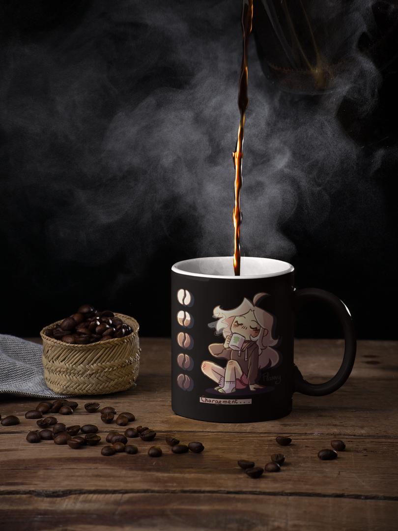 Mug Flanny café