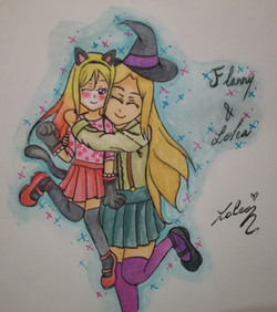 Flanny & Lolea
