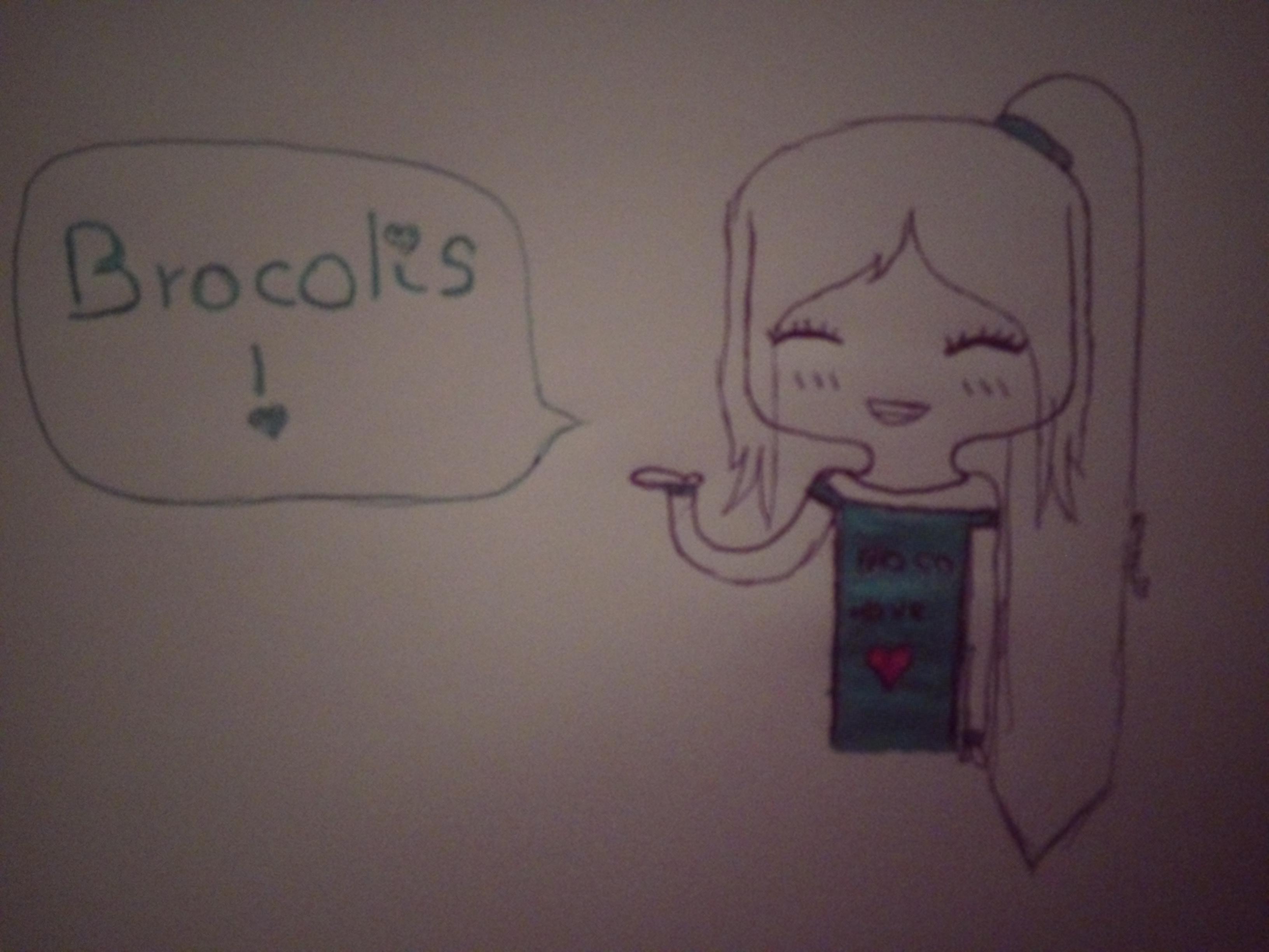 Brocolis !
