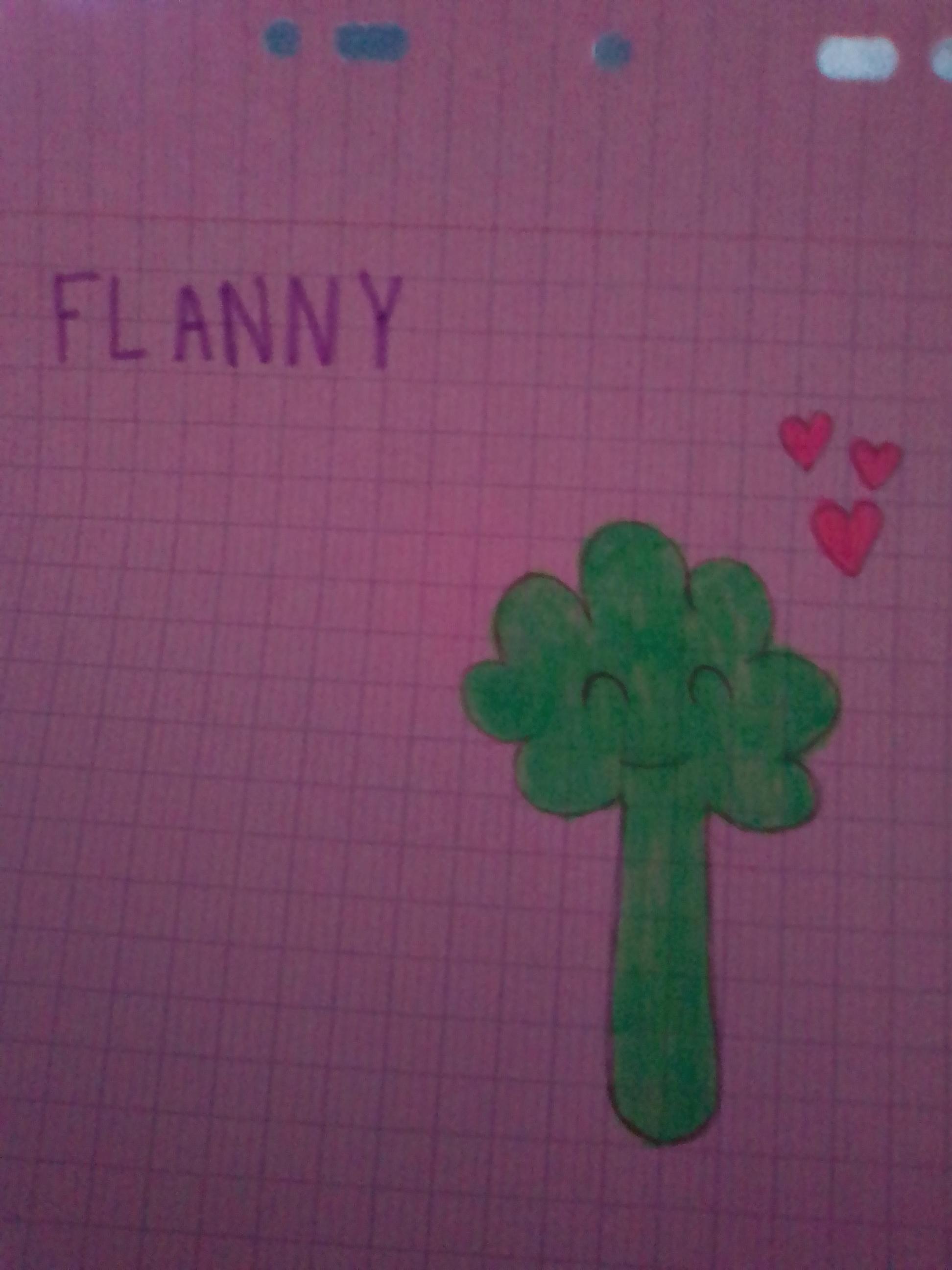Brocoli Flanny