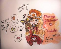 Flanny et dedenne