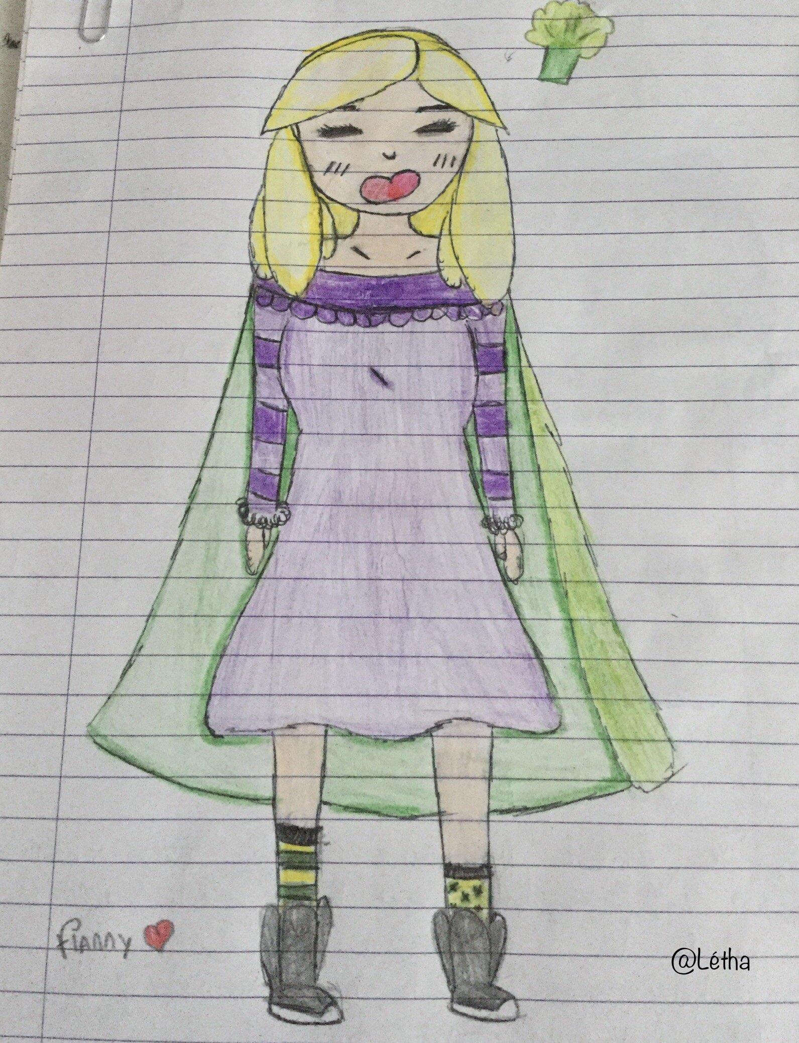 Flanny cape