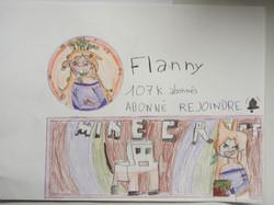 Flanny abonné