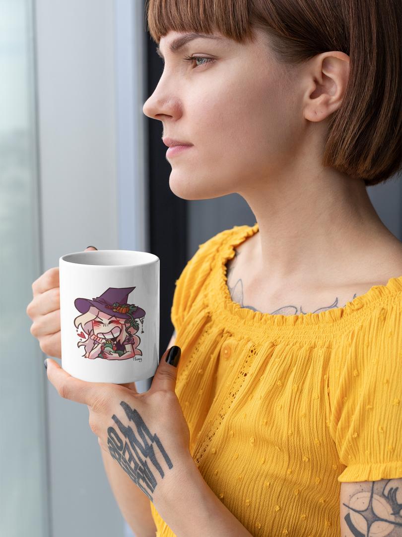 flanny mug sorciere