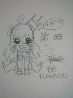 Bébé Flannou