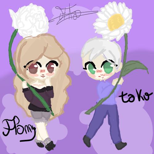 Flann et Taku