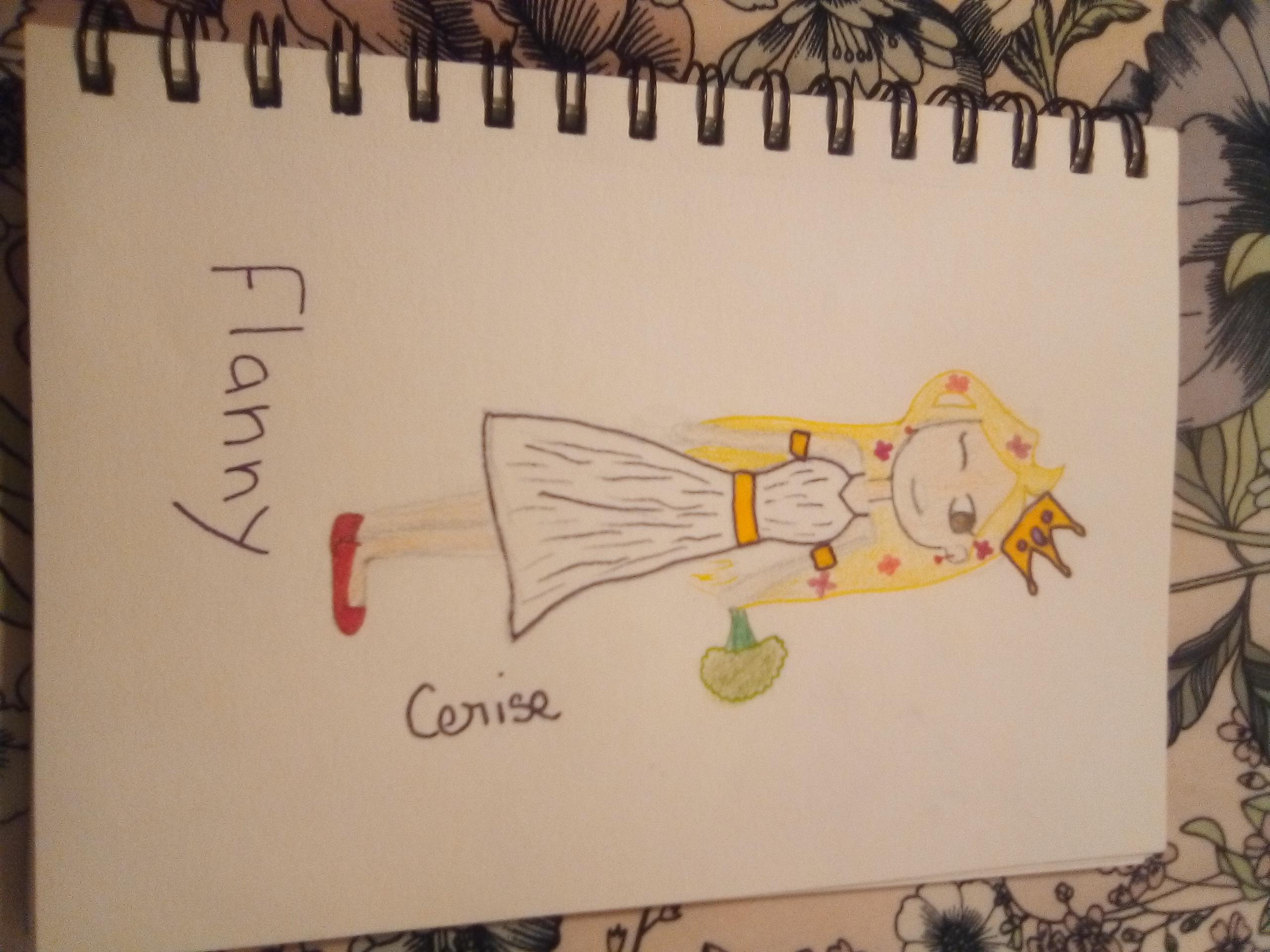Flanny reine