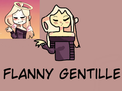 Flanny gentille