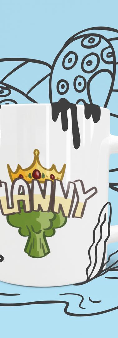 Mug Flanny