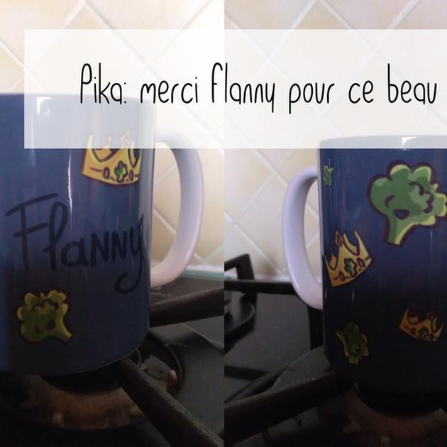 Mug Flanny Reine Brocoli