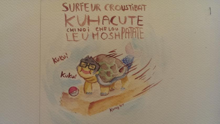 kuhacute