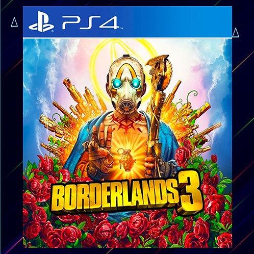 Borderlands 3 - Midia Digital (PS4)