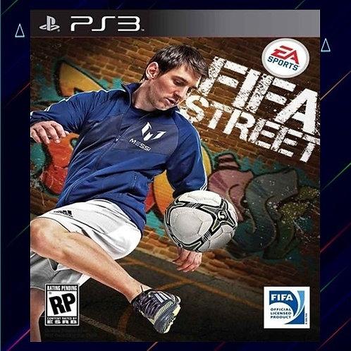 Fifa Street - Midia Digital (PS3)