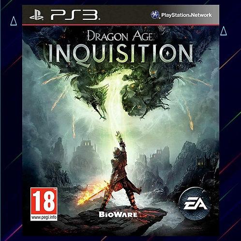 Dragon Age Inquisition - Midia Digital (PS3)