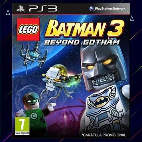 Lego Batman 3 Beyond Gotham - Midia Digital (PS3)