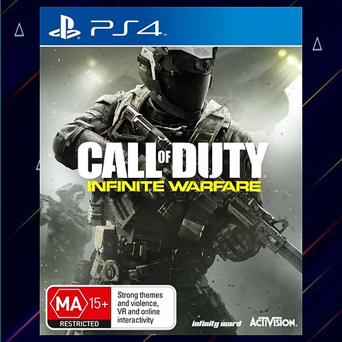 Call Of Duty: Infinite Warfare - Midia Digital (PS4)