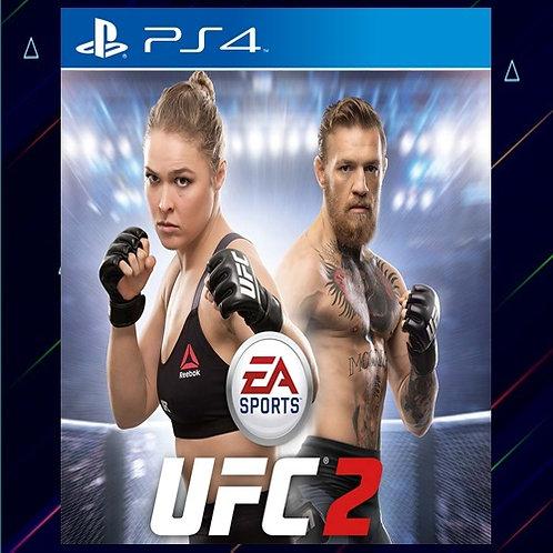 UFC 2 - Midia Digital (PS4)