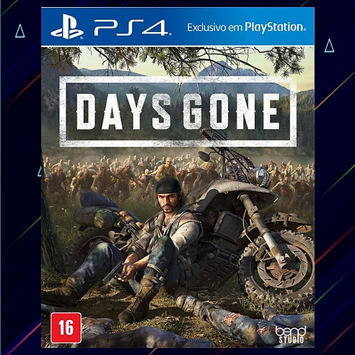 Days Gone - Midia Digital