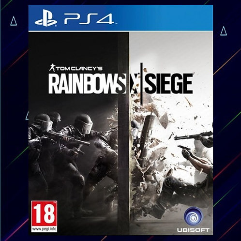 Tom Clancys Rainbow Six Siege - Midia Digital (PS4)