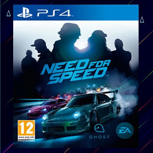 Need For Speed - Midia Digital (PS4)