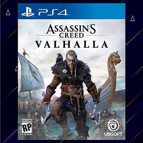 Assassin's Creed Valhalla - Midia Digital (PS4)