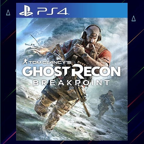 Ghost Recon Breakpoint - Midia Digital (PS4)
