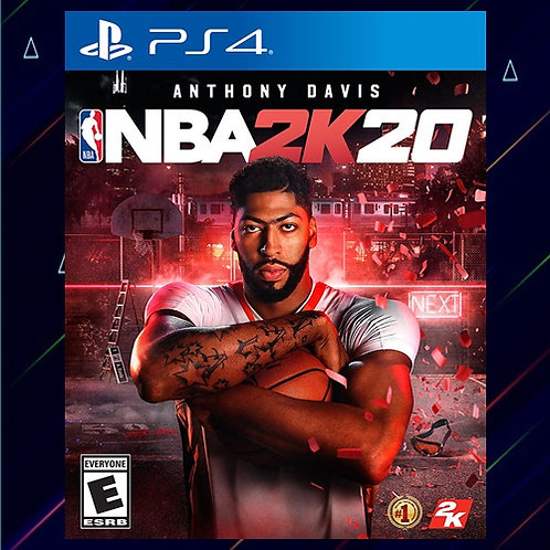 NBA 2k20 - Midia Digital (PS4)