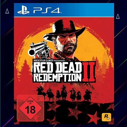 Red Dead Redemption - Midia Digital (PS4)
