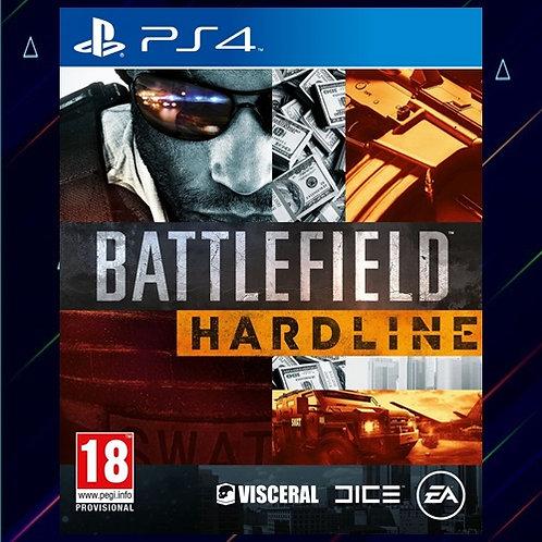 Battlefield Hardline - Midia Digital (PS4)