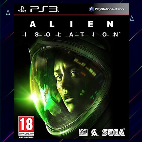 Alien Isolation - Midia Digital (PS3)