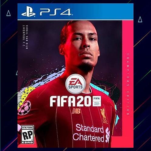 FIFA 2020 - Midia Digital (PS4)
