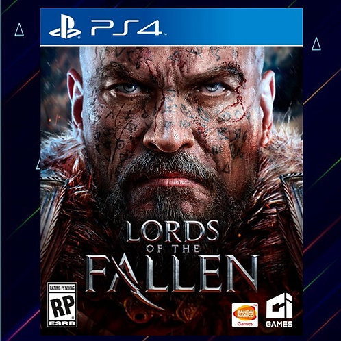 Lords Of The Fallen - Midia Digital (PS4)