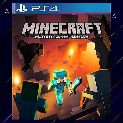 Minecraft -Midia Digital (PS4)