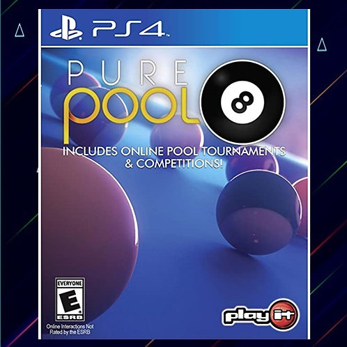 Pure Pool - Midia Digital (PS4)