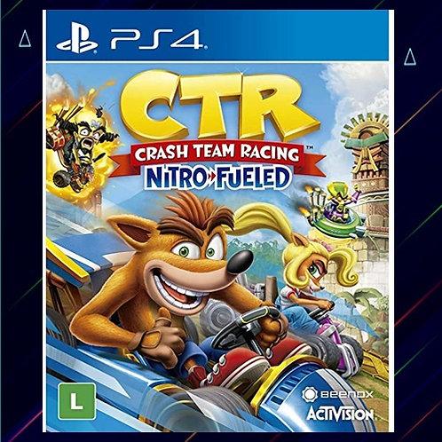 Crash Team Racing Nitro - Midia Digital (PS4)