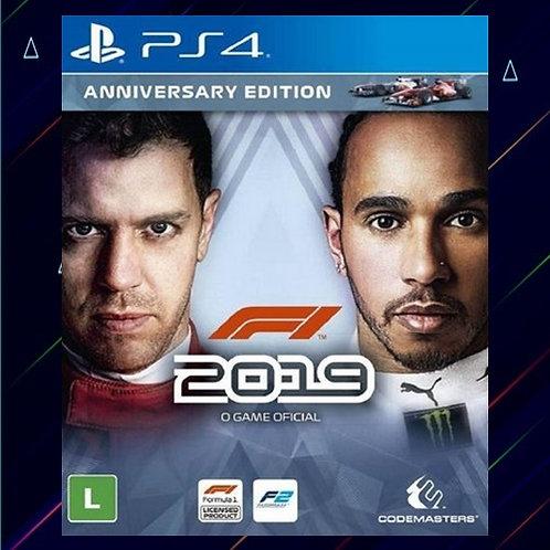 F1 2019 - Midia Digital (PS4)