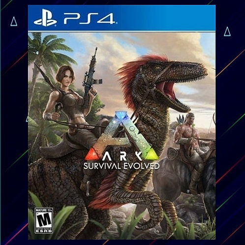 Ark Survival Evolved - Midia Digital (PS4)