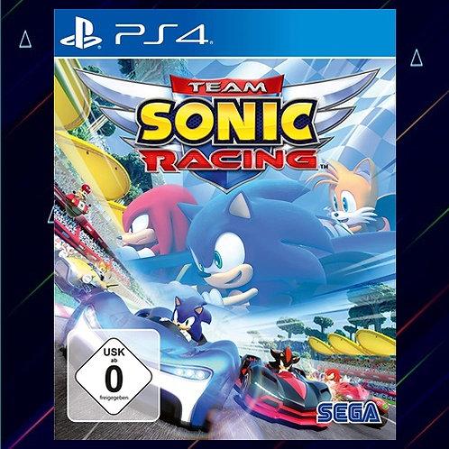 Team Sonic Racing - Midia Digital (PS4)