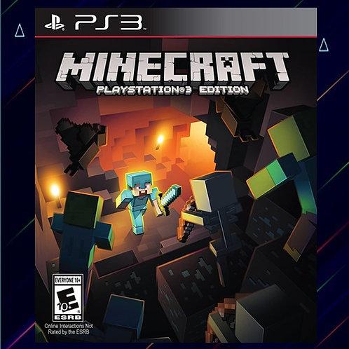 Minecraft - Midia Digital (PS3)