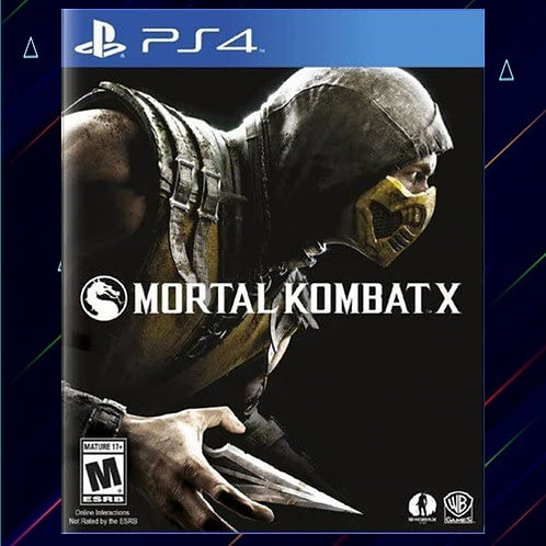 Mortal Kombat XL - Midia Digital (PS4)