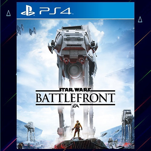 Star Wars Battlefront - Midia Digital (PS4)