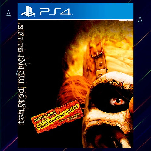 Twisted Metal: Black™ - Midia Digital (PS4)
