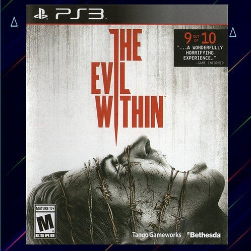 The Evil Within - Midia Digital (PS3)