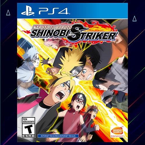 Naruto to Boruto Shinobi Striker - Midia Digital (PS4)