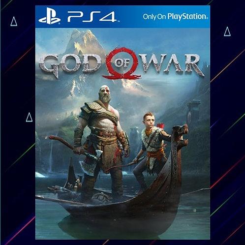 God of War - Midia Digital (PS4)